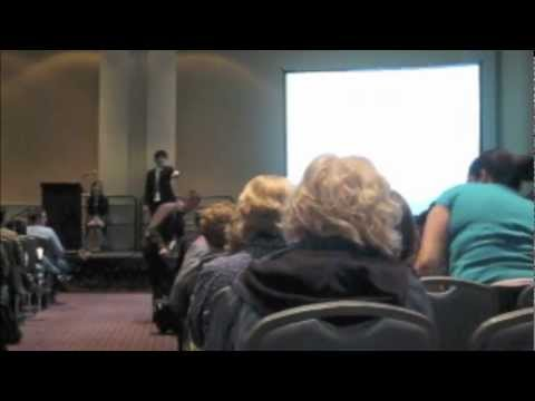 """TESOL Conference 2012 in Philadelphia, """"Learners be Actors!"""" by Kenichi and Mariko"""