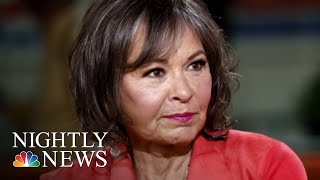 Roseanne Barr Says She Was 'Ambien Tweeting' When She Made Racist Comment | NBC Nightly News