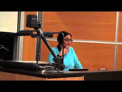 Gabriella Coleman at McGill Tribune Journalism & Media Conference 2016 00003