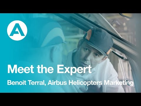 Meet the Expert - Benoit Terral, Airbus Helicopters Marketing