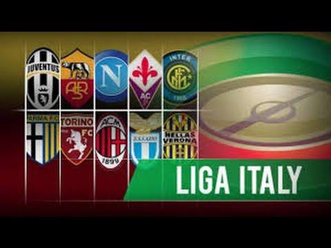 Klasemen Liga Italia Terbaru - YouTube