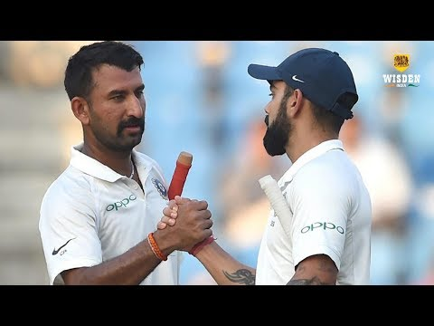 Difficult for others to score with such strike rate as Kohli| Cheteshwar Pujara | Wisden India