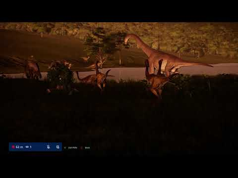JURASSIC WORLD: EVOLUTION - RETURN TO JURASSIC PARK |