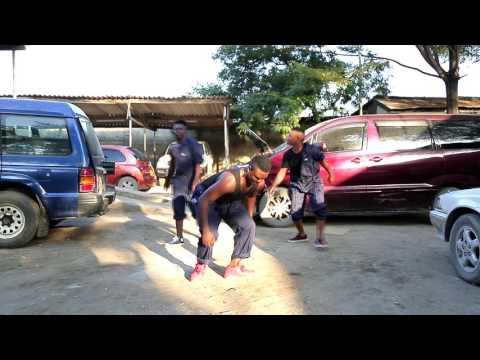 garage dancing