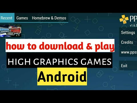 How To Download & Play Ps2 Games In Android ( Ppsspp )🔥