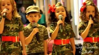 Концерт в ГЧ 15 11 15, Йде солдат, мл група