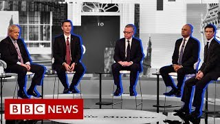 Who will be the UK's next PM? 5 candidates, 5 things - BBC News