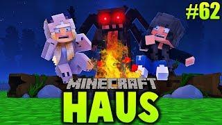 WAS PASSIERT 3 UHR NACHTS AM LAGERFEUER!? ✿ Minecraft HAUS #62 [Deutsch/HD]