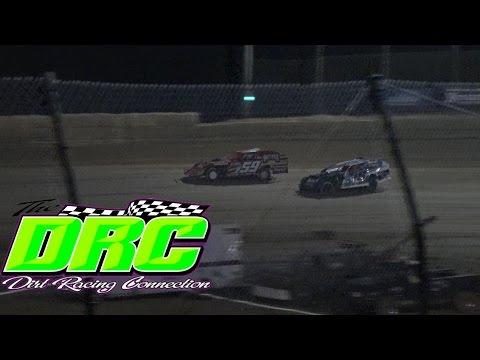 Moler Raceway Park   4.15.16   Matts Graphics UMP Modifieds   Heat 2