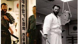 👊Hapkido- Grand Master Chris Garland, The Hwarang of modern times