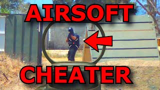 Airsoft Cheater Thinks He's Invincible thumbnail
