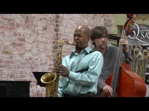Greg Tardy @ Saxquest - May 25, 2017