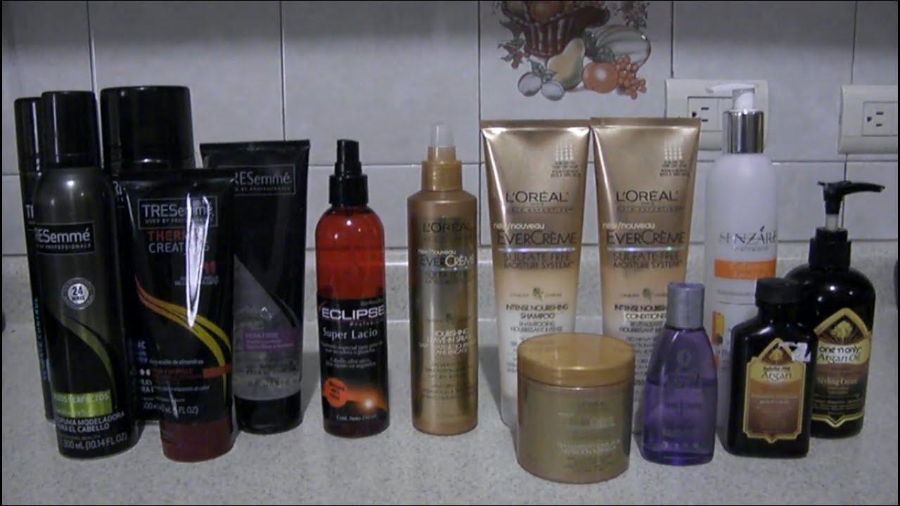 Oct 07, · Hola chicas les dejo este vídeo que varias me habían pedido, sobre que productos y tips utilizo para el cuidado de mi cabello. MIS REDES SOCIALES SON: https://www.