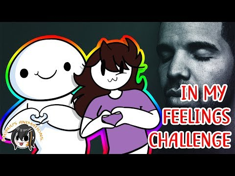 Drake - In My Feelings Challenge Ft. TheOdd1sOut & Jaiden Animations (Kiki, Do You Love Me?)