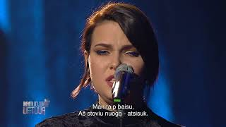 "Jazzu - ""Po mano oda"" (Dainuoju Lietuvą)"