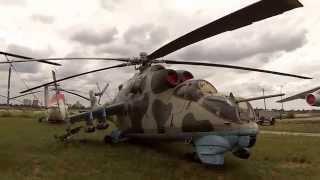 видео Государственный музей авиации