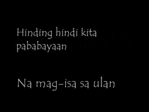 Aiza Seguerra - Sukob Na with Lyrics.wmv
