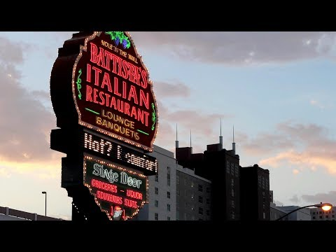 Italian Food in Las Vegas