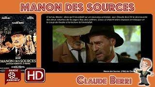 Manon des Sources de Claude Berri (1986) #MrCinéma 16