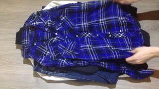 лот 33. Обзор пакета женской одежды секонд хенд категории экстра