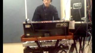 Chuck Van Zyl - Live on Nocturnal Transmission on WPRB