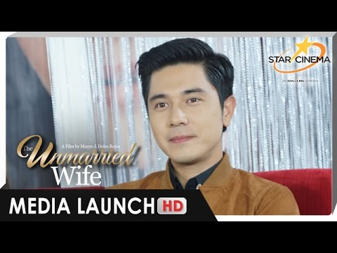 Paulo Avelino is all praises for Angelica and Dingdong - 'The Unmarried Wife' Media Launch - 동영상