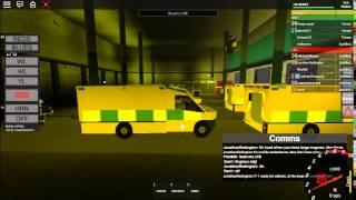 National Health Service Training roblox