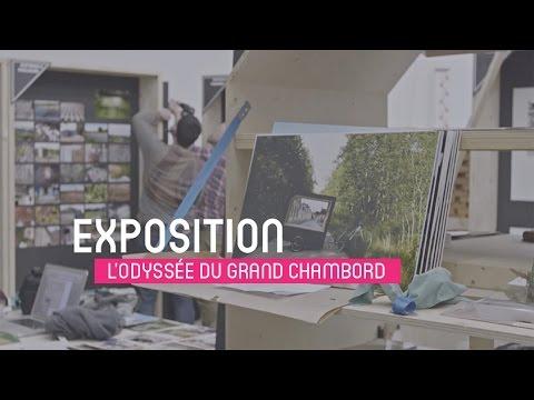 L'odyssée Grand Chambord par le collectif Dérive