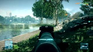 [HD 1080p] Battlefield 3 Open Beta Test - ULTRA GRAPHICS (All Classes)