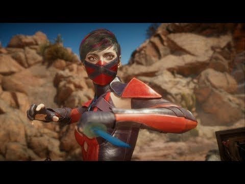 MORTAL KOMBAT  – Exclusive Character Customization Gameplay w/ ALL Revealed Characters!