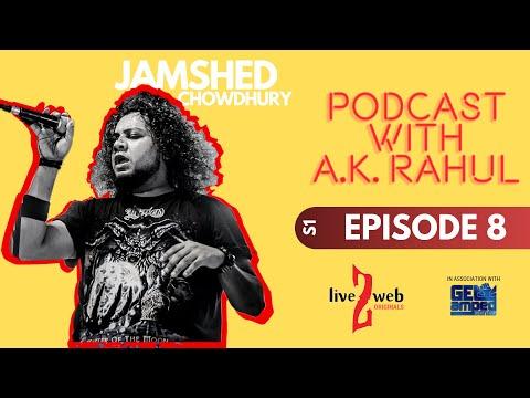 Podcast With A.K. Rahul | S01E08