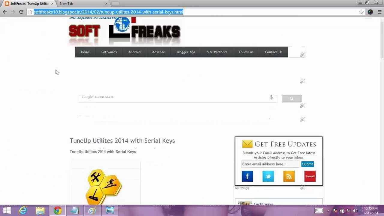 techutilities registration key