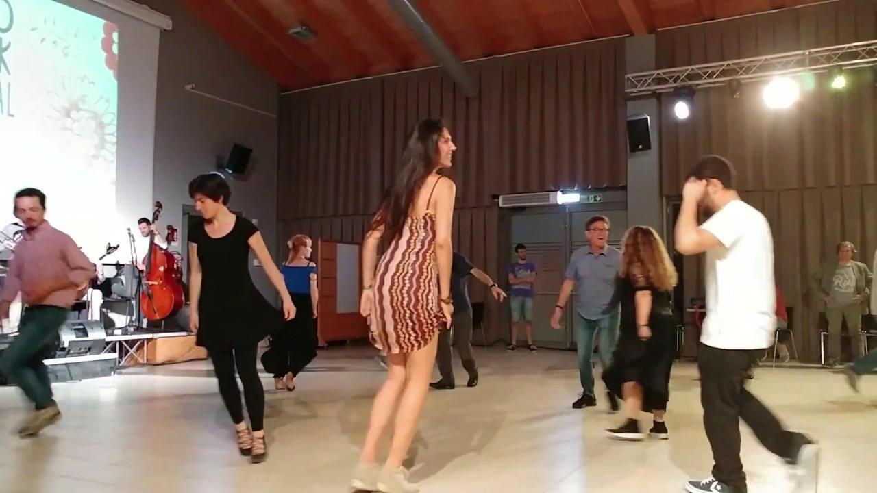 Итальянский танец (Reno folk festival 2018)