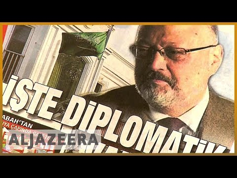 Audio transcripts of Jamal Khashoggi's murder revealed