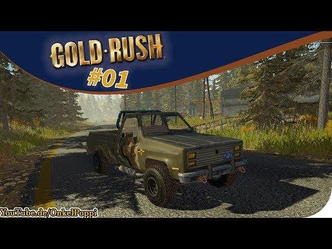 ALASKA ICH KOMME - 01 - GOLD RUSH: The Game | GOLDGRÄBER SIMULATOR