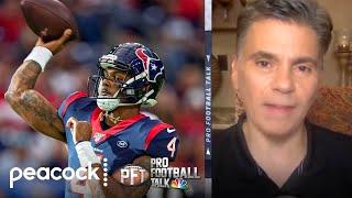 Latest on Deshaun Watson; Buffalo Bills stadium negotiations | Pro Football Talk