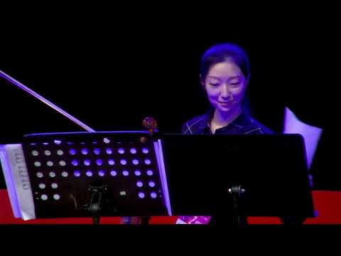 Butterfly Lovers (Violin And Piano) | Zhuo Qu & Simeng Qiu | TEDxKAUST