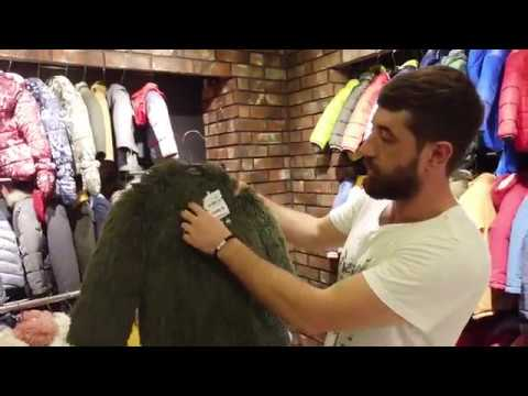 Зимние куртки, комбинезоны от производителя оптом в г. Бурса!!!