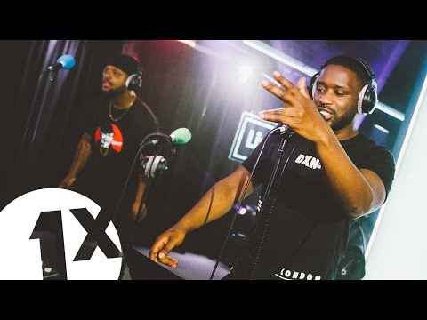 Lethal Bizzle - Celebrate feat. Donae'o in the 1Xtra Live Lounge