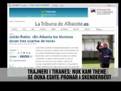 Rubio bën prapakthehu - Vizion Plus - News - Lajme