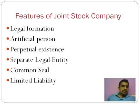 ♫E-Learning Joint Stock Companies Part 1 - Professor Vipin
