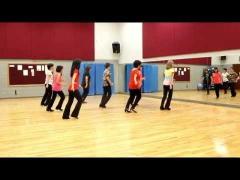 Mary's Jive - Line Dance (Dance & Teach in English & 中文)