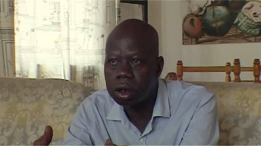"""St Pierre Yaméogo sur le film """"Ba Yiri, la patrie"""""""