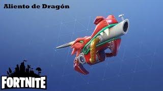 Up close blows / Dragon's Breath ? Fortnite: Saving the #226 World