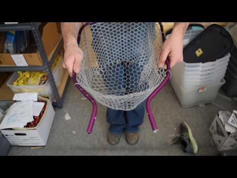 Replacing The Net Bag - Part 2