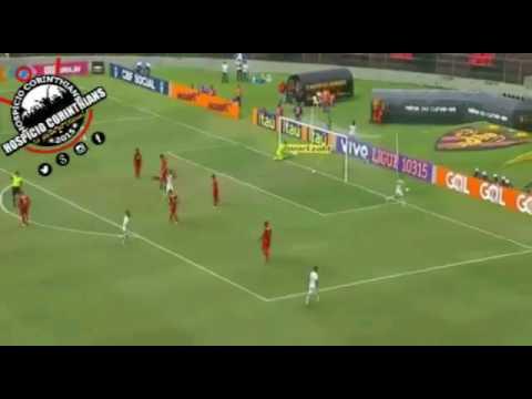 Gols do Corinthians Sport 0x2 Corinthians 29/05/16