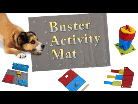 Buster Activity Mat from Kruuse
