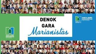 MARIANISTAS VITORIA-GASTEIZ #ZurekinGaituzu