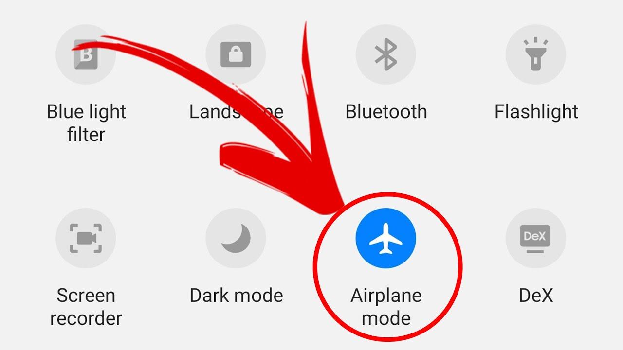 ليه ممنوع استخدام الهواتف المحمولة على الطائرات؟