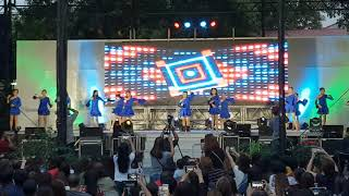 kei dance macarena 2019